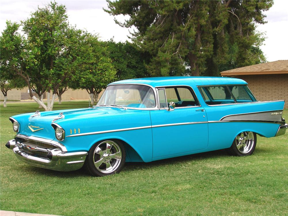 1957 chevrolet nomad custom 2 door wagon 61246 for 1957 chevy 4 door wagon for sale