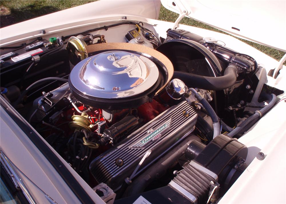 1956 FORD THUNDERBIRD CONVERTIBLE - Engine - 61247