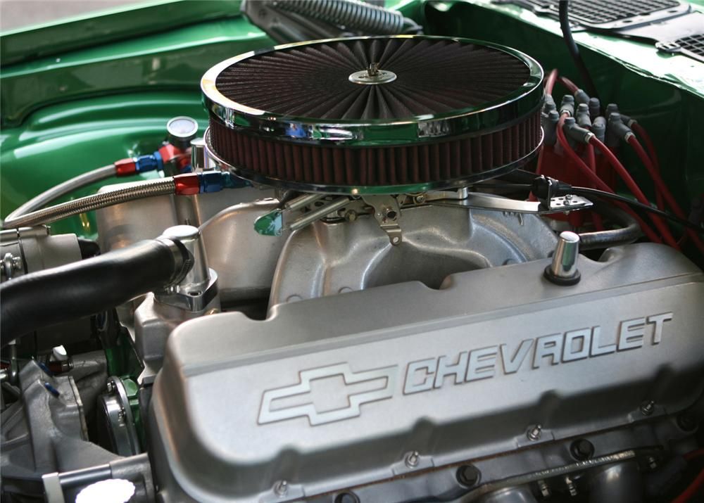 1970 CHEVROLET CAMARO Z/28 CUSTOM COUPE - Engine - 61263