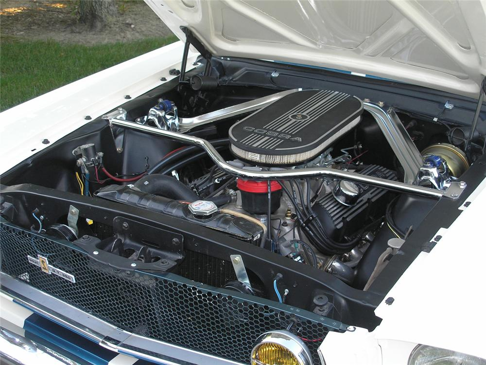 1965 SHELBY GT350 FASTBACK RE-CREATION - Engine - 61279