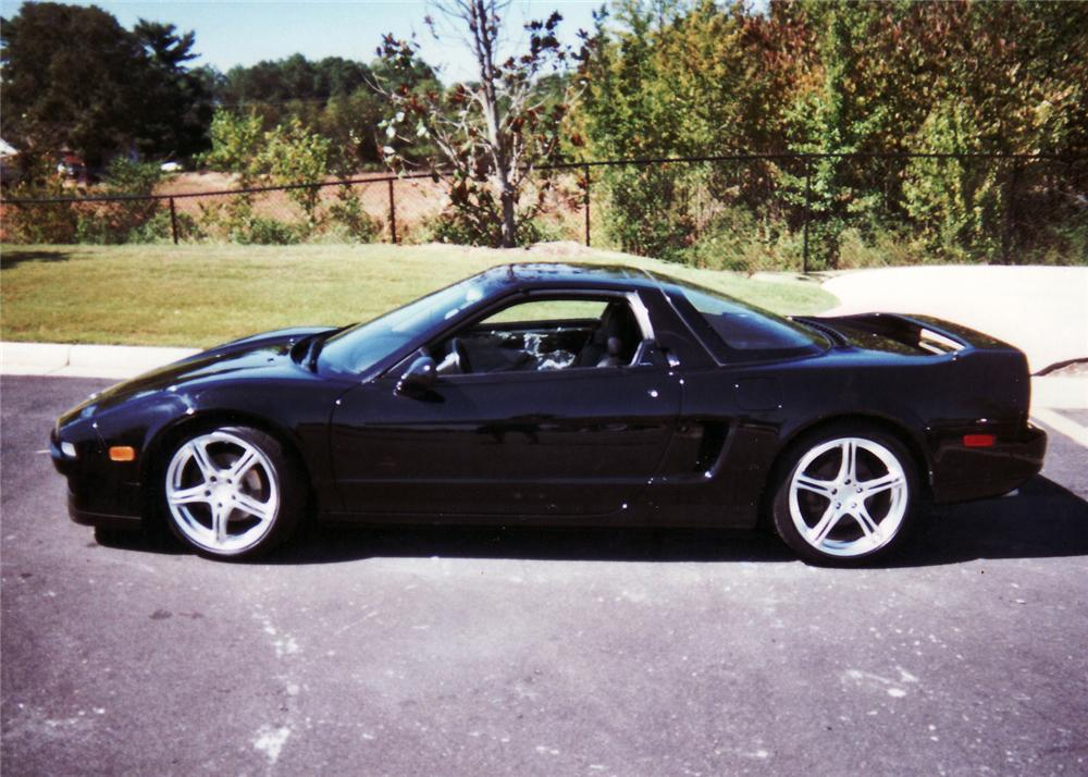 1991 ACURA NSX COUPE - Side Profile - 61321