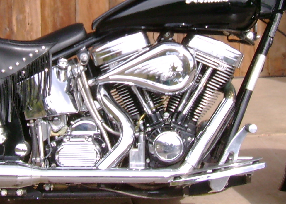 2000 INDIAN CHIEF MOTORCYCLE - Engine - 61340