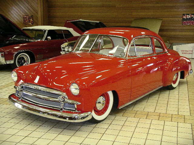 1950 CHEVROLET CUSTOM COUPE - Front 3/4 - 61347