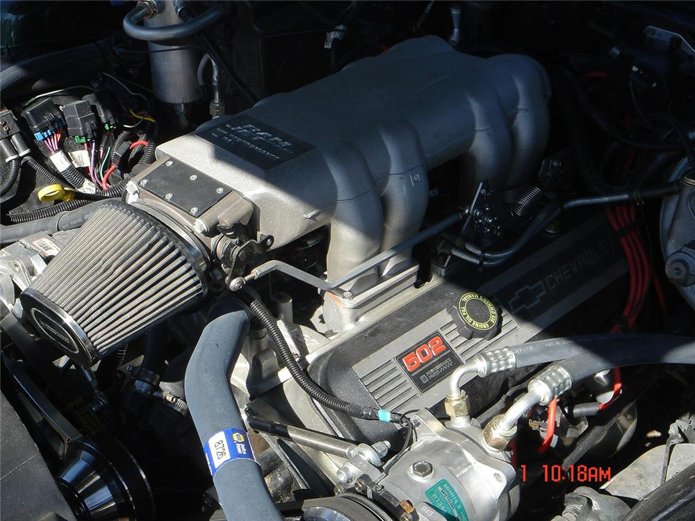 1969 PONTIAC GRAND PRIX CUSTOM COUPE - Engine - 61348