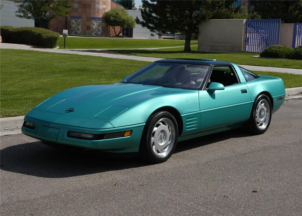 1991 chevrolet corvette coupe 61355 Chevrolet Corvette Stingray Chevrolet Corvette C5