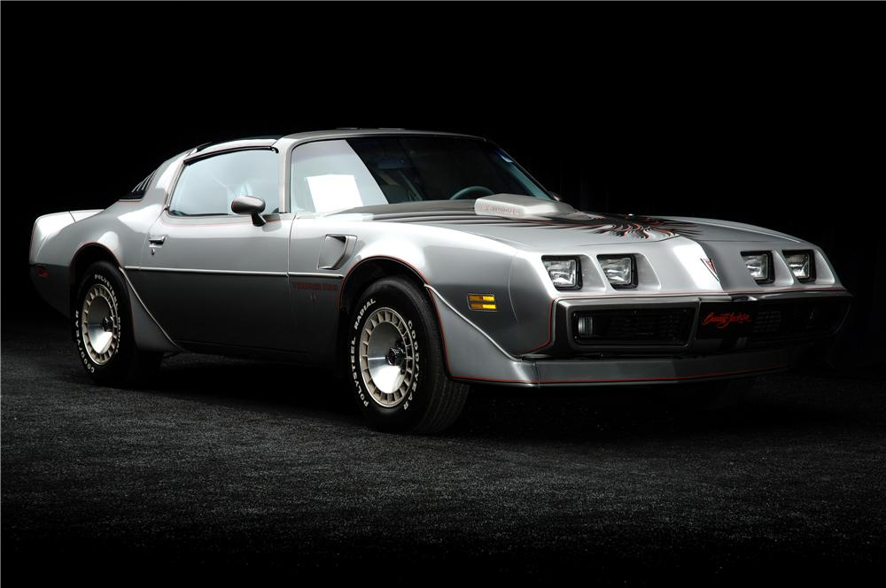 1979 PONTIAC FIREBIRD TRANS AM 10TH ANNIVERSARY COUPE - Front 3/4 - 61387