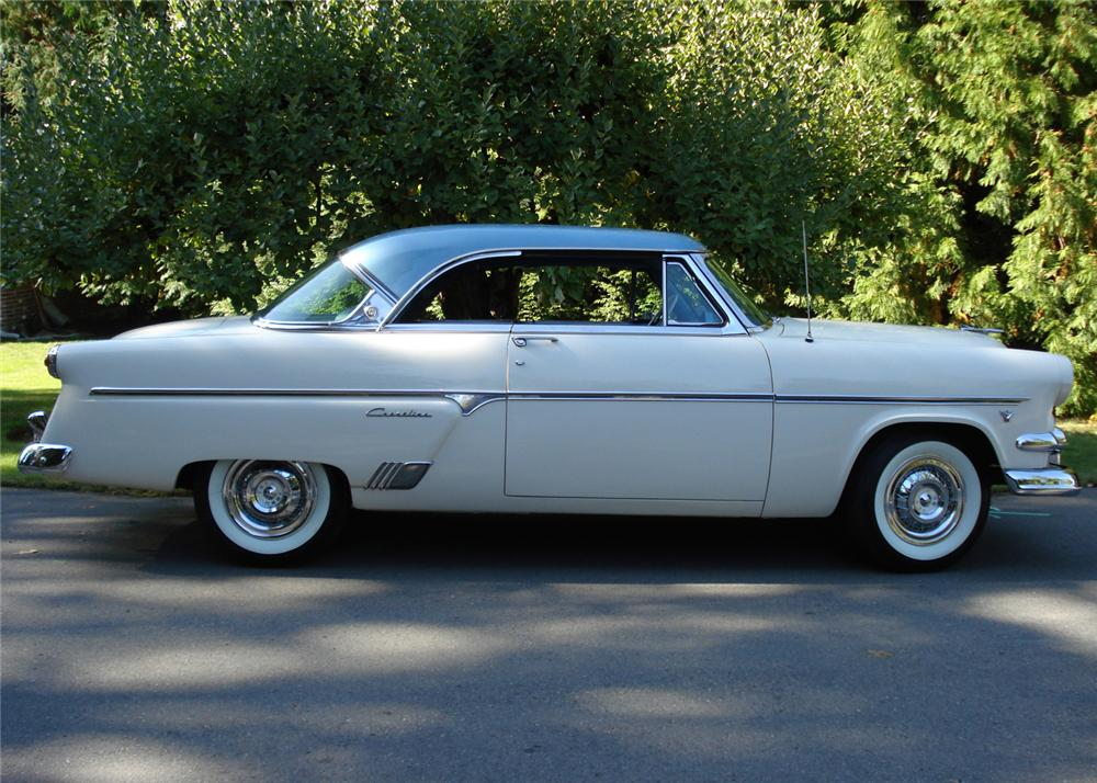 1954 ford crestline wiring diagram starting know about wiring ford electronic distributor wiring diagram 1954 ford crestline victoria hardtop rh barrett jackson com