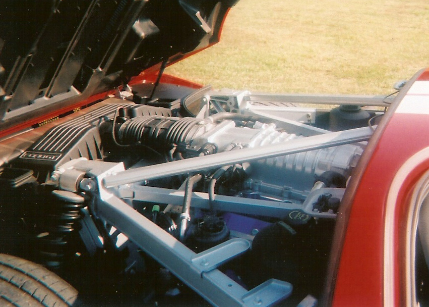 2005 FORD GT COUPE - Engine - 61449