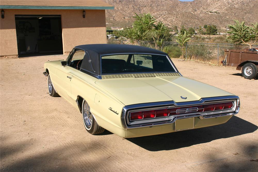 1966 ford thunderbird landau 2 door coupe 61500. Cars Review. Best American Auto & Cars Review