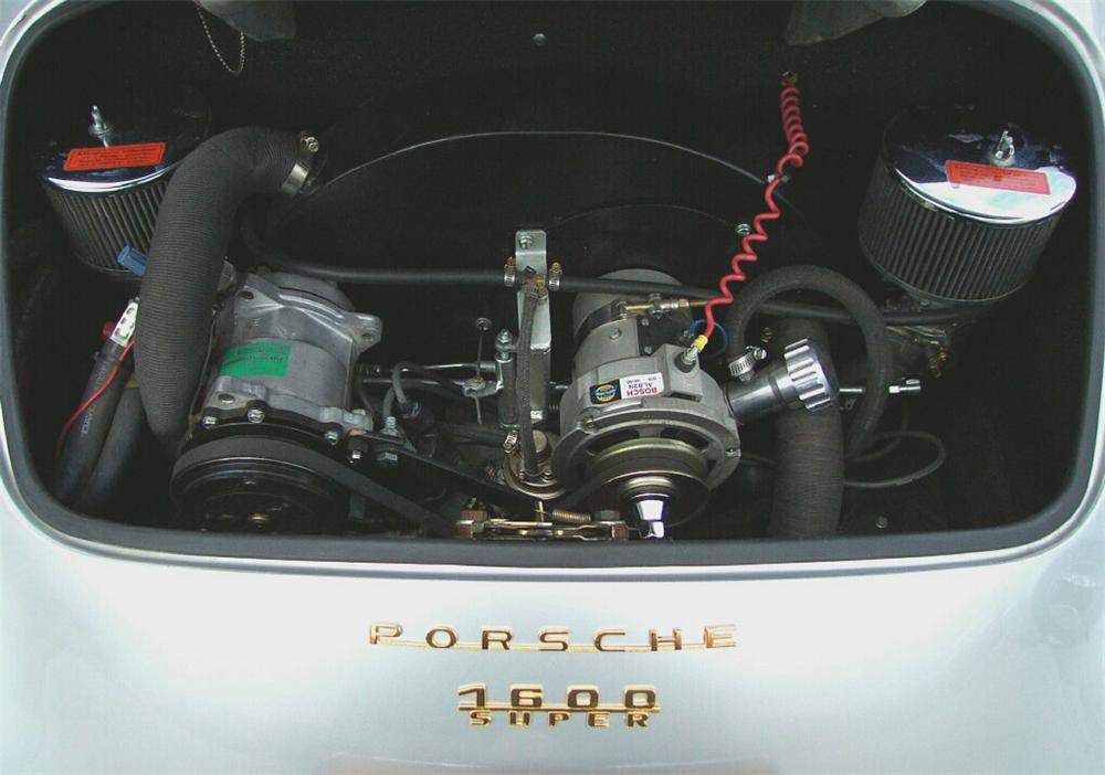 1957 PORSCHE SPEEDSTER CONVERTIBLE RE-CREATION - Engine - 61508