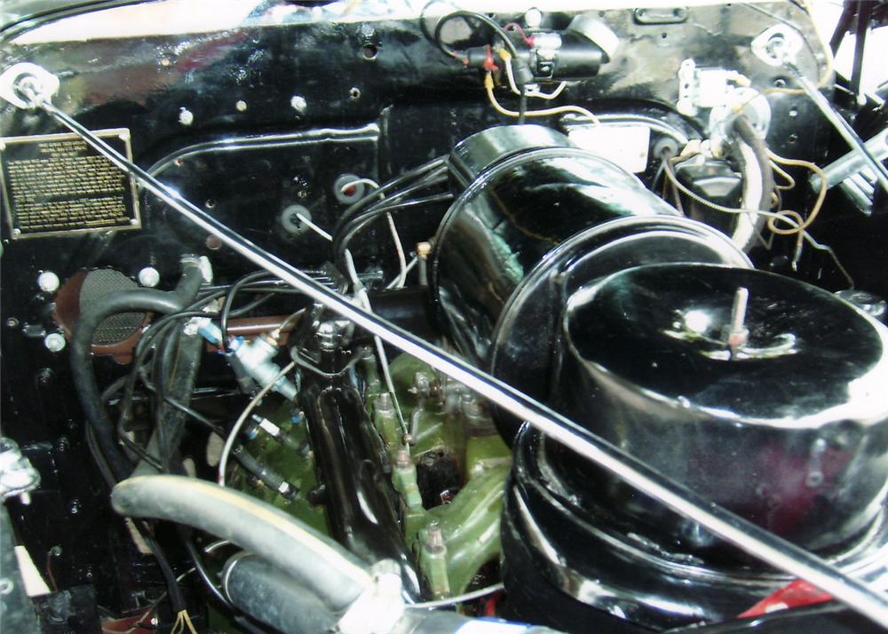 1940 CADILLAC SERIES 75 LIMOUSINE SEDAN - Engine - 61530