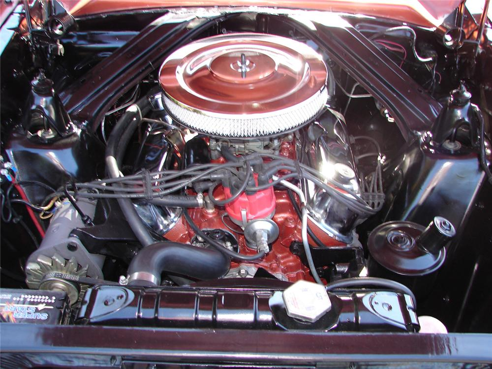 1964 MERCURY COMET CALIENTE 2 DOOR HARDTOP - Engine - 61533