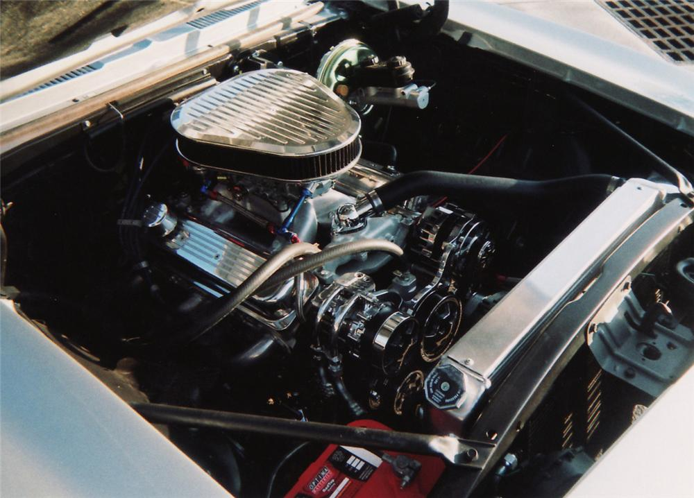 1969 CHEVROLET CAMARO RS/SS COUPE - Engine - 61571
