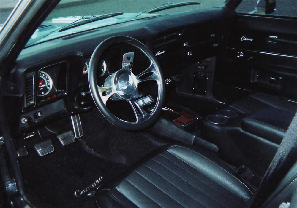 1969 CHEVROLET CAMARO RS/SS COUPE - Interior - 61571