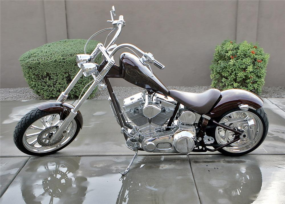 2004 CAREFREE CUSTOM CHOPPER - Side Profile - 61578