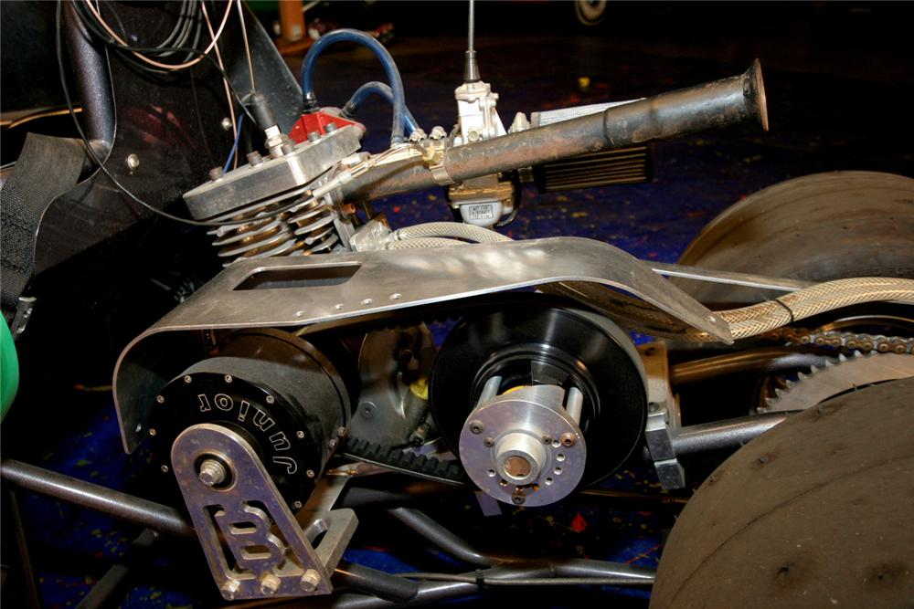 "2005 MX2 CUSTOM ""GEORGIA HS JR DRAGSTER"" - Engine - 61609"