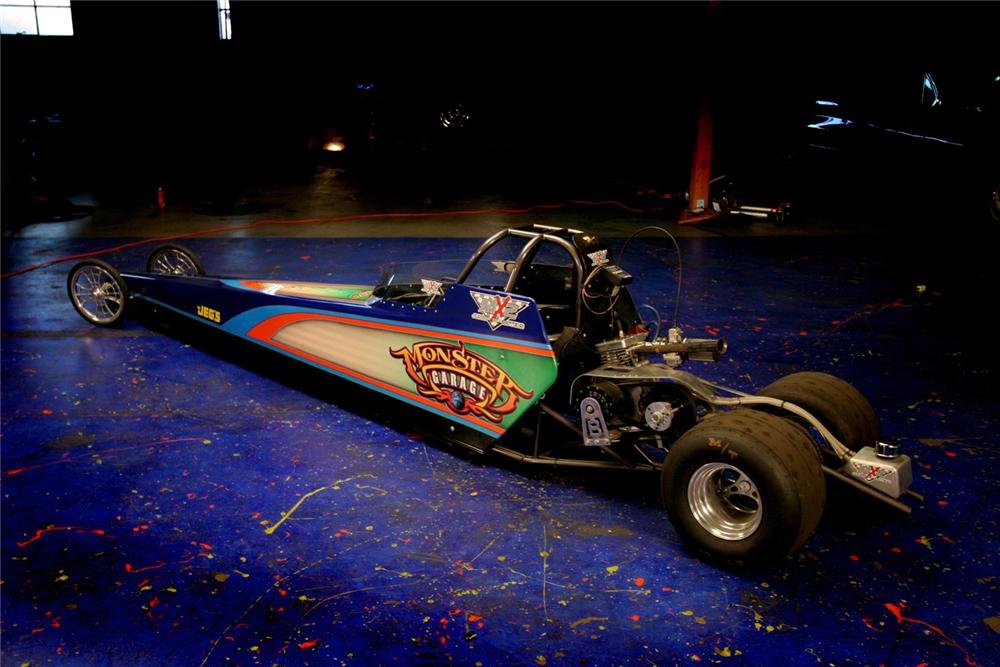 "2005 MX2 CUSTOM ""GEORGIA HS JR DRAGSTER"" - Front 3/4 - 61609"