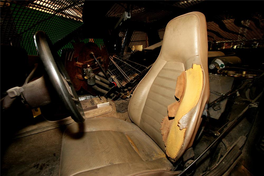 "1984 PORSCHE CUSTOM ""GOLF BALL COLLECTOR"" - Interior - 61623"