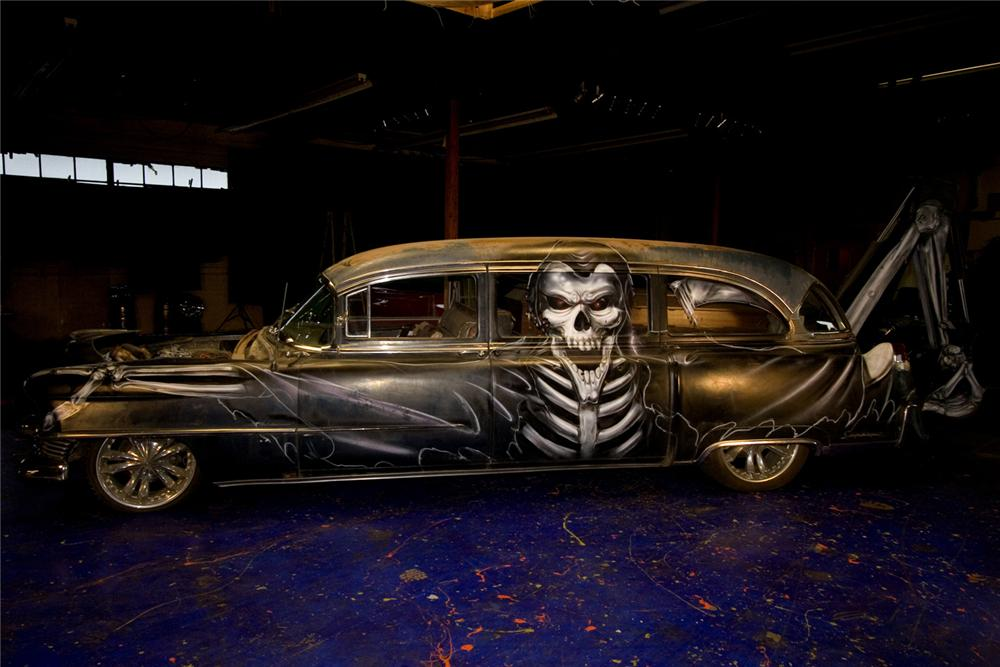 1954 Cadillac Custom Hearse Revisited 61626
