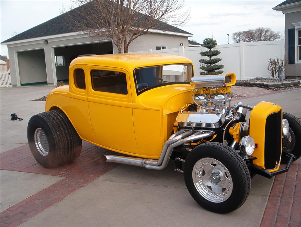 1932 ford 5 window coupe hot rod 61630 for 1932 ford 3 window coupe hot rod