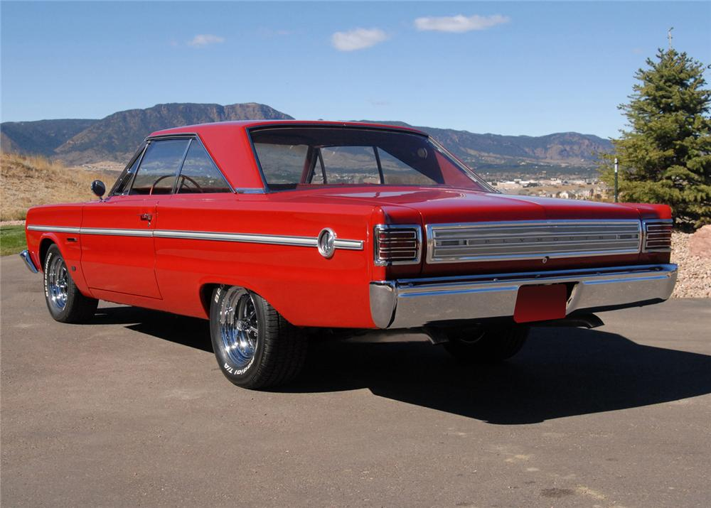 1966 plymouth hemi belvedere ii 2 door hardtop 61640 for Door 2 door cars