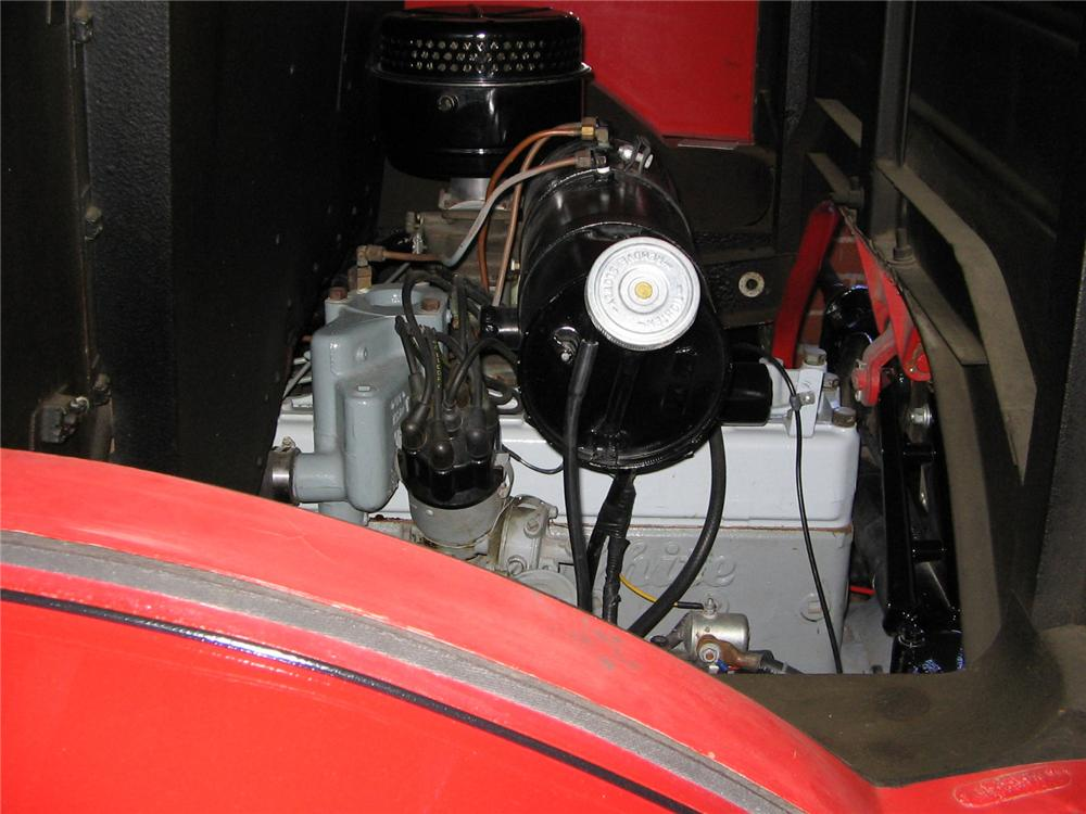 1953 WHITE 3000 CABOVER TRACTOR - Engine - 61658