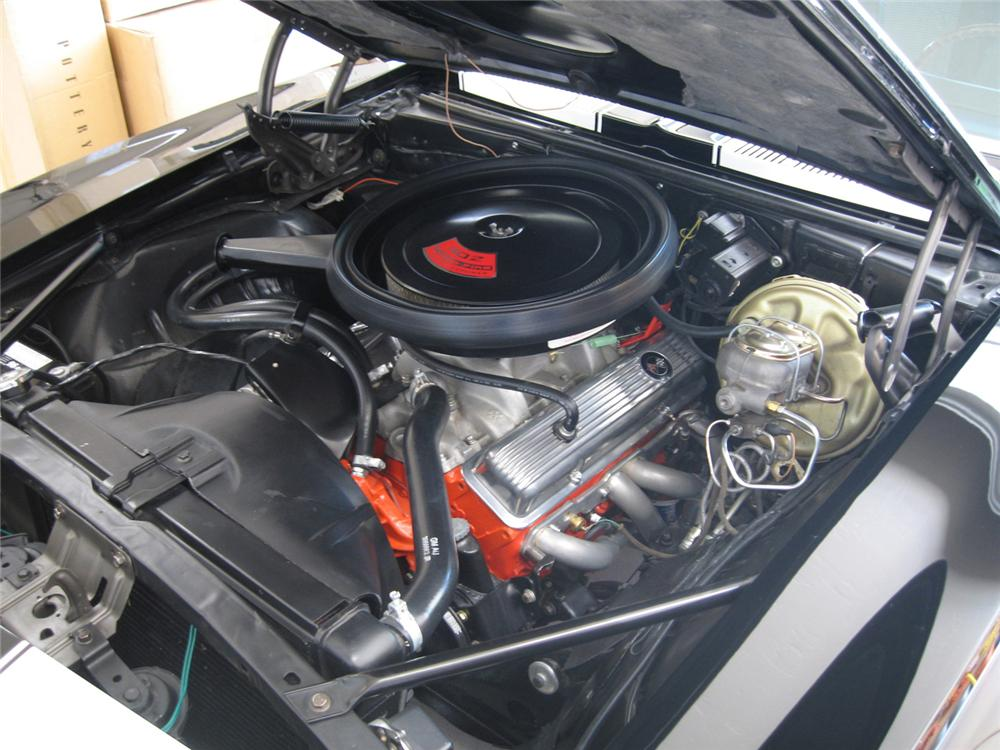 1969 CHEVROLET CAMARO Z/28 COUPE - Engine - 61660