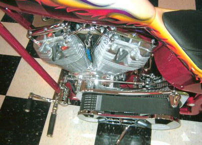 2004 CUSTOM CHOPPER - Engine - 61678