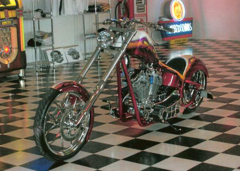 2004 CUSTOM CHOPPER - Front 3/4 - 61678
