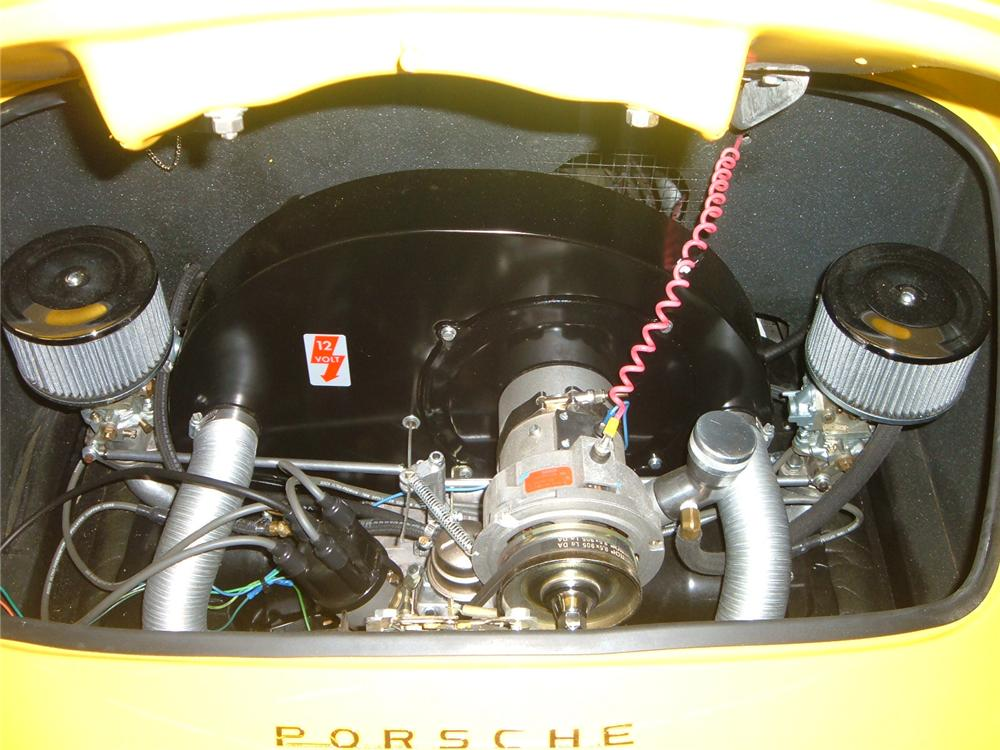 1957 PORSCHE 356 SPEEDSTER RE-CREATION - Engine - 61742