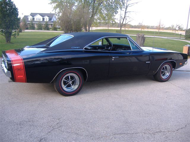 1969 dodge hemi charger r t hardtop re creation 61792. Black Bedroom Furniture Sets. Home Design Ideas