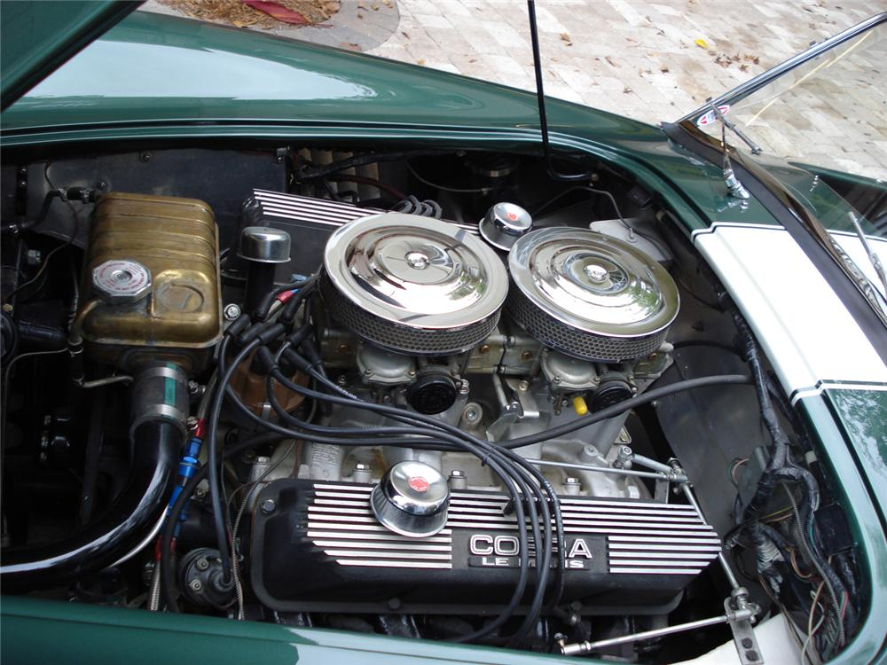 1967 SHELBY COBRA 427 ROADSTER CSX3279 - Engine - 61816