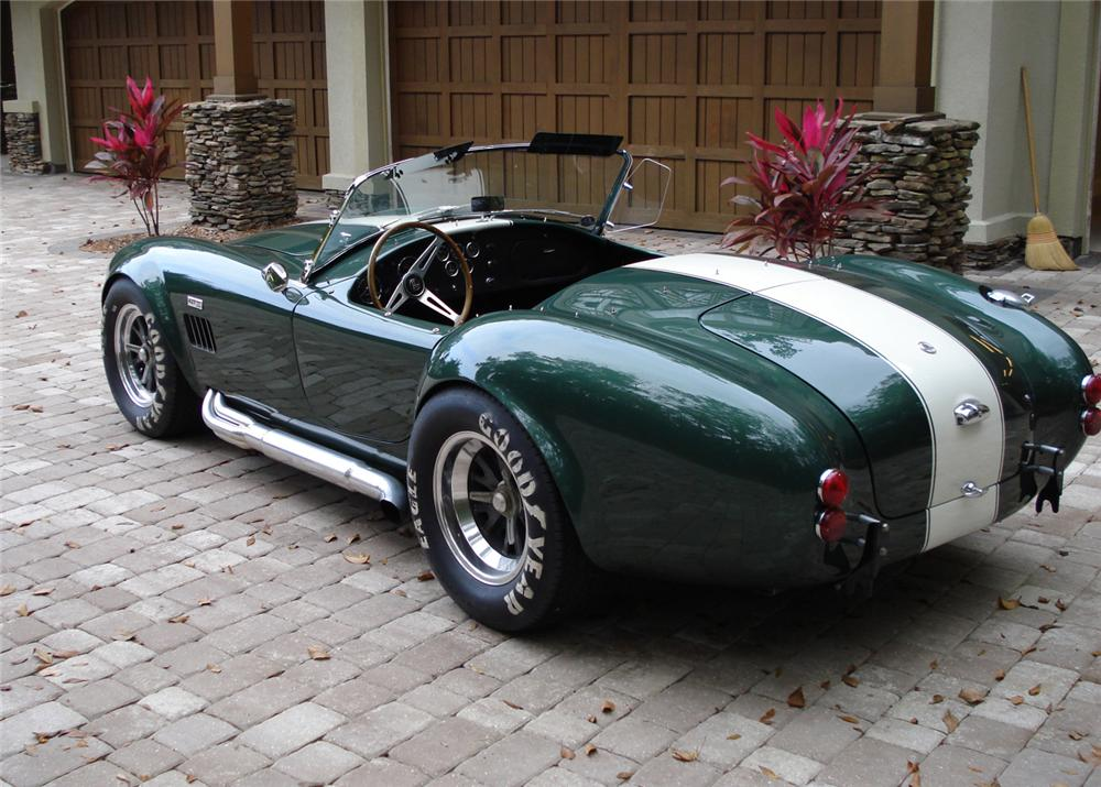 Shelby Cobra 2017 Price >> 1967 SHELBY COBRA 427 ROADSTER CSX3279 - 61816