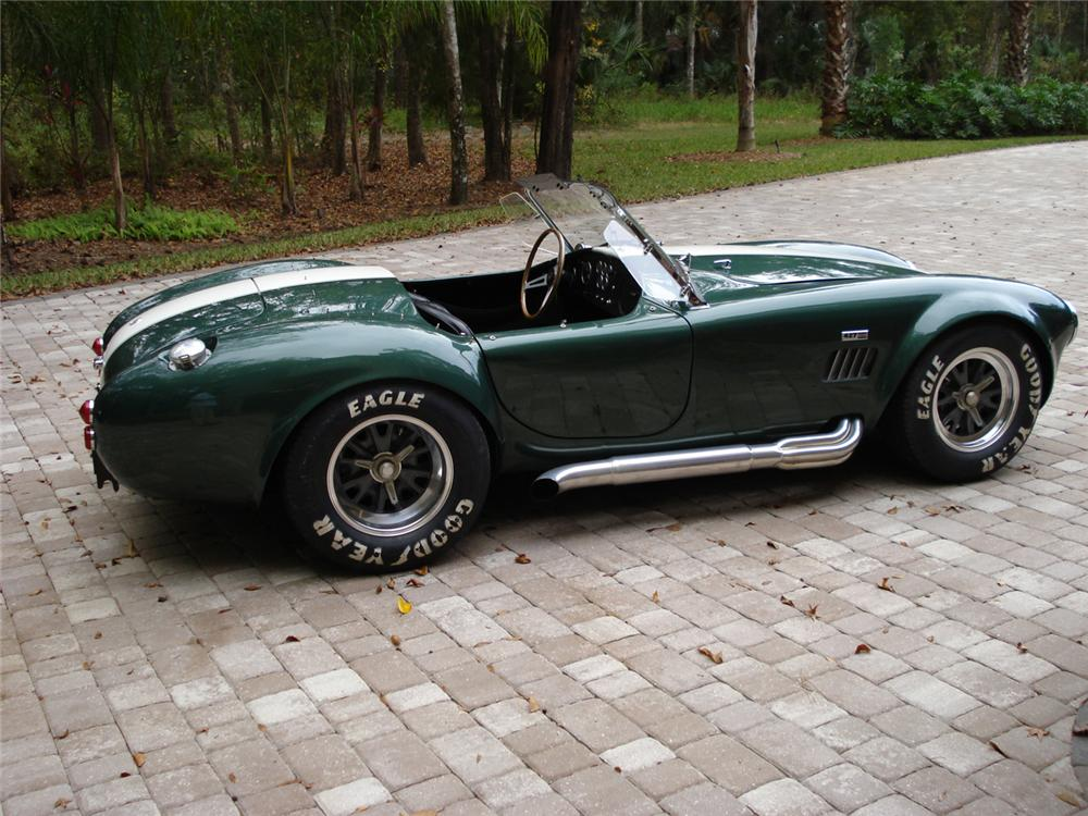 1967 SHELBY COBRA 427 ROADSTER CSX3279 - Side Profile - 61816