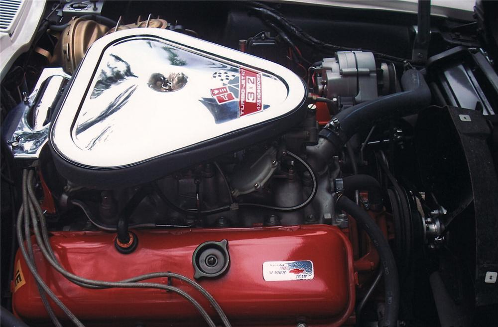 1967 CHEVROLET CORVETTE COUPE - Engine - 61817