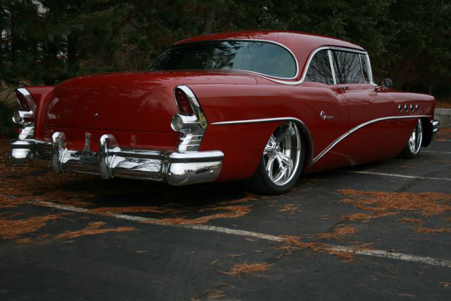 1955 buick special custom 2 door hardtop 61852 for 1955 buick special 4 door for sale