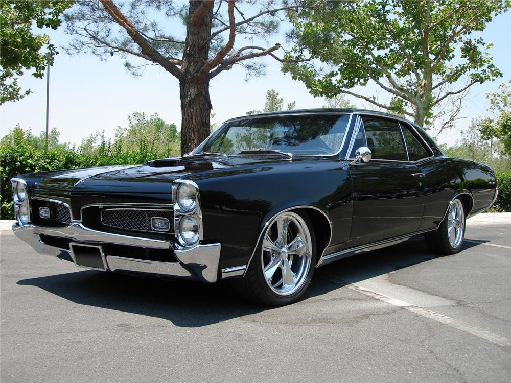 1967 pontiac gto 2 door hardtop 61899. Black Bedroom Furniture Sets. Home Design Ideas