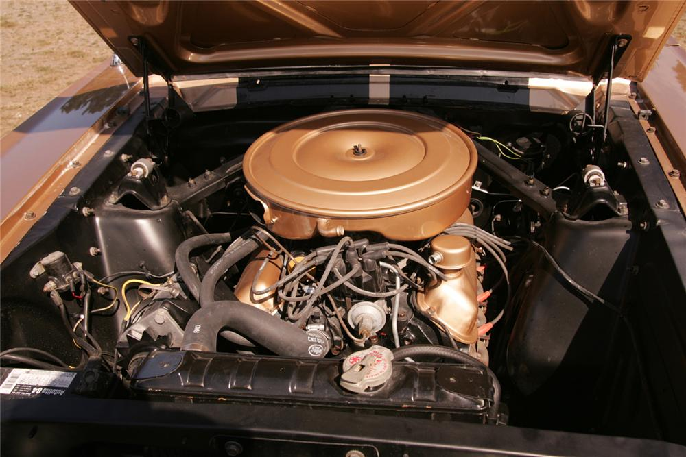1965 FORD MUSTANG COUPE - Engine - 61929
