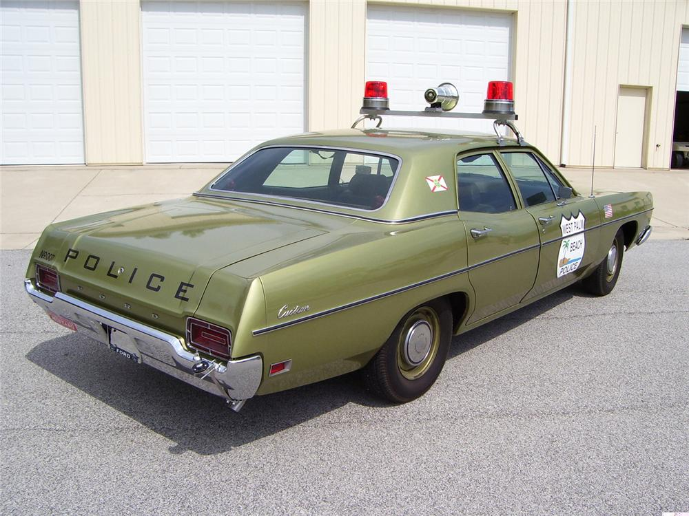 Seattle Police Roll In This Restored 1970 Plymouth Satellite  |1970 Police Cars Florida