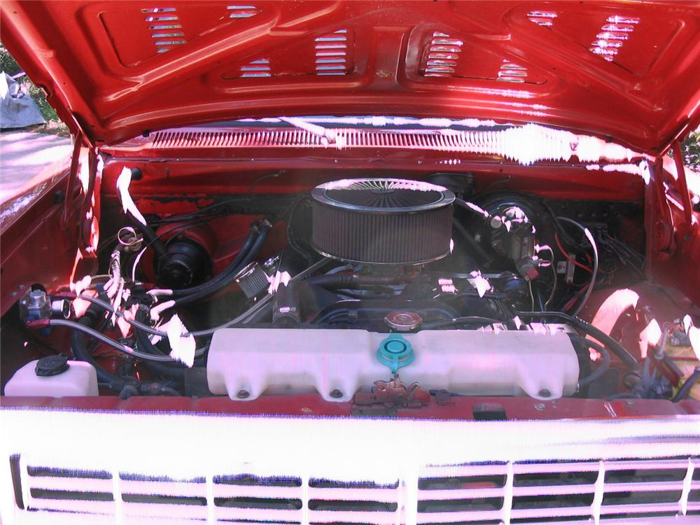 1979 DODGE LIL RED EXPRESS CUSTOM PICKUP - Engine - 61943