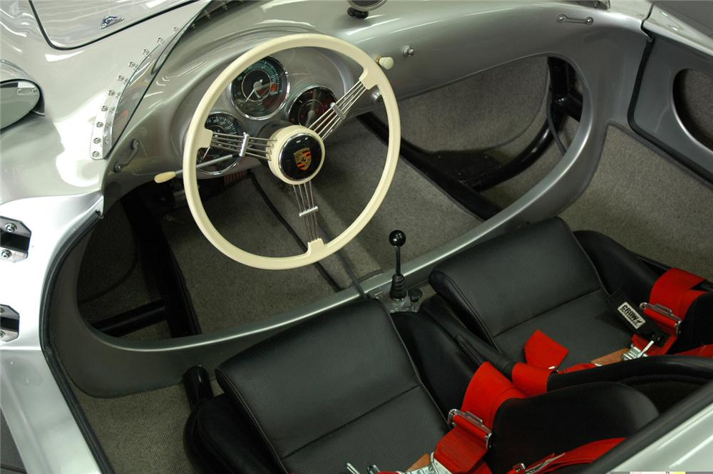 1955 PORSCHE 550 SPYDER RE-CREATION - Interior - 61956