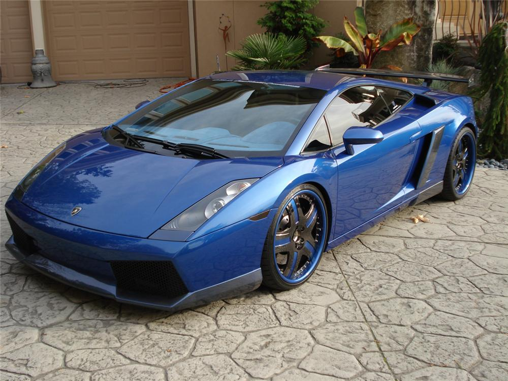 Seattle Car Auction >> 2004 LAMBORGHINI GALLARDO - 61959