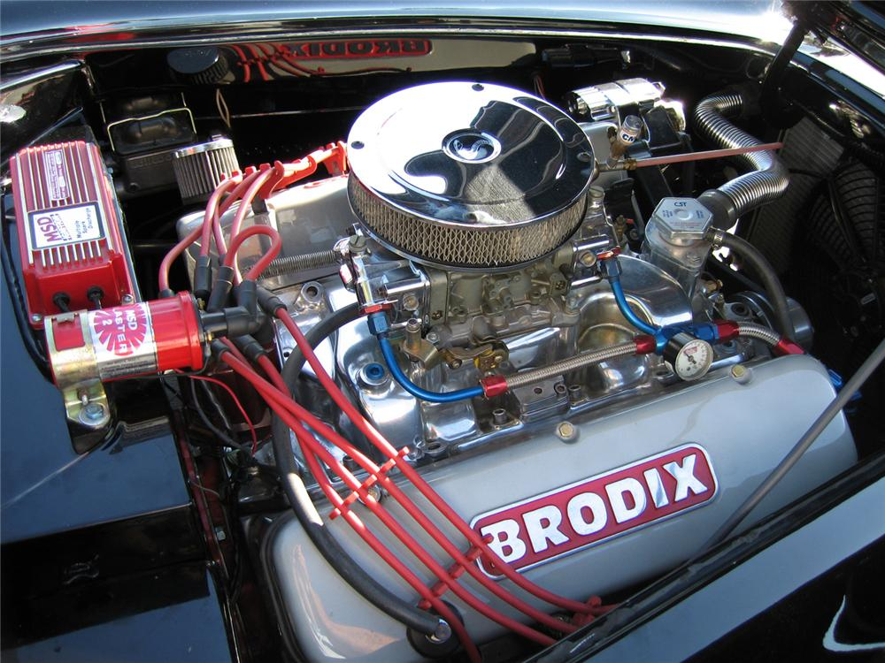 1965 SHELBY COBRA ROADSTER RE-CREATION - Engine - 62011
