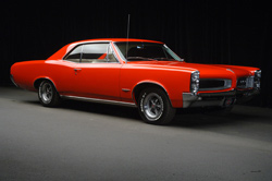 1966 PONTIAC GTO COUPE RE-CREATION - Front 3/4 - 62152