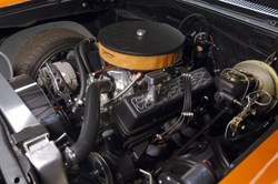1967 CHEVROLET EL CAMINO CUSTOM PICKUP - Engine - 62154