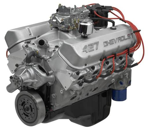 2008 GM PERFORMANCE PARTS ANNIVERSARY EDITION 427 ENGINE & OWNER KIT SERIAL #001 - Front 3/4 - 62605