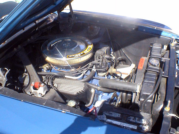 1969 FORD MUSTANG 428 CJ FASTBACK - Engine - 63817