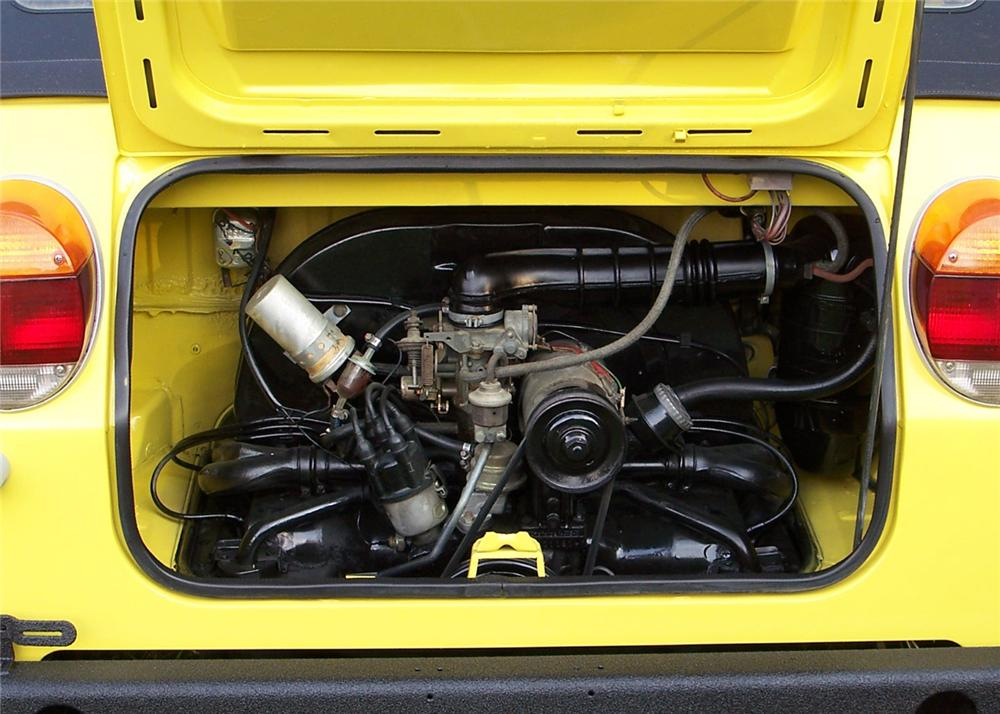 1973 VOLKSWAGEN THING CONVERTIBLE - Engine - 63869