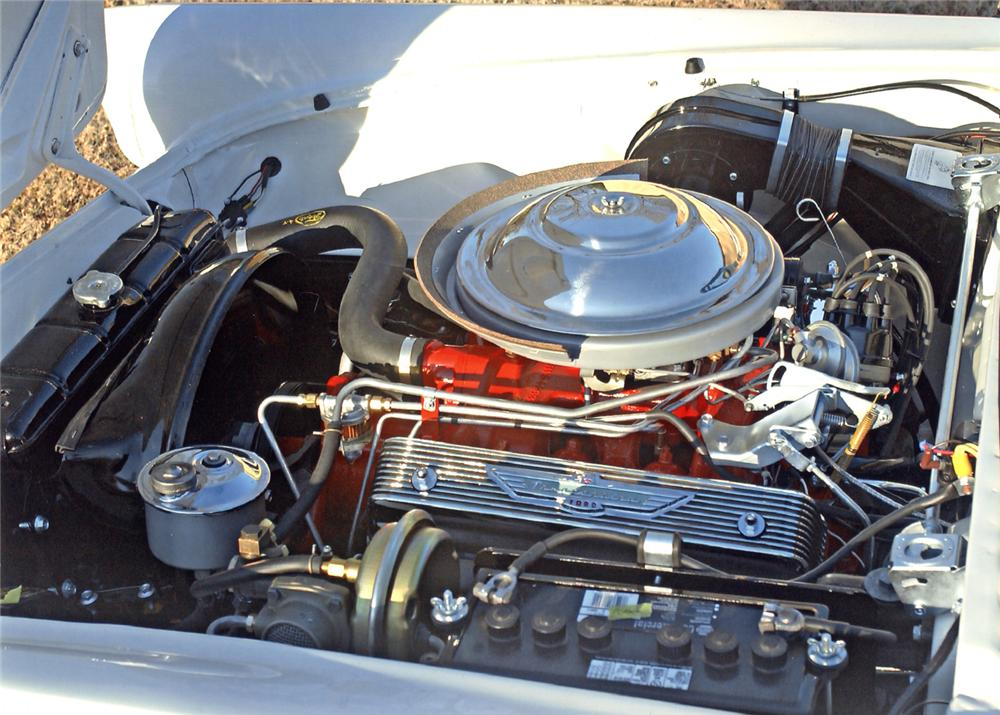 1956 FORD THUNDERBIRD CONVERTIBLE - Engine - 63904