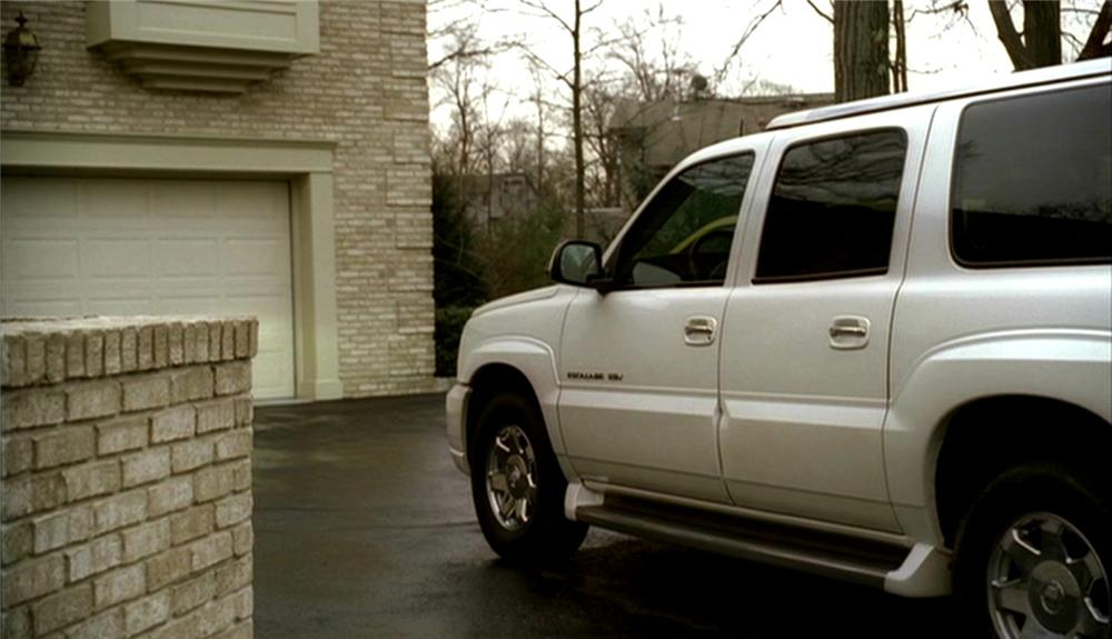 2003 CADILLAC ESCALADE ESV TONY SOPRANOS FROM THE SOPRANOS - Engine - 63919
